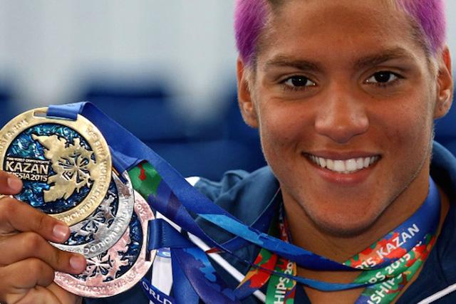 BLOG: Orgulho do Brasil - Ana Marcela Cunha, melhor do mundo pela FINA em 2015