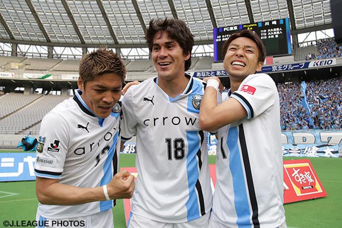 BLOG: Frontale segue líder em rodada de jogos adiados por terremoto em Kumamoto