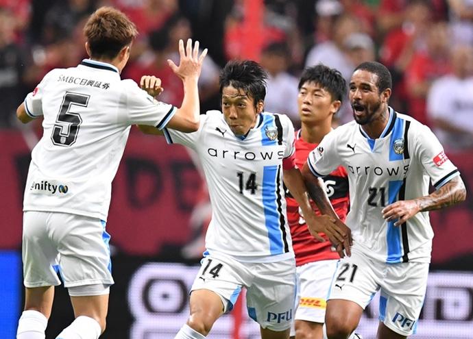 BLOG: Frontale vence Reds em Saitama e se reafirma como melhor campanha na J1