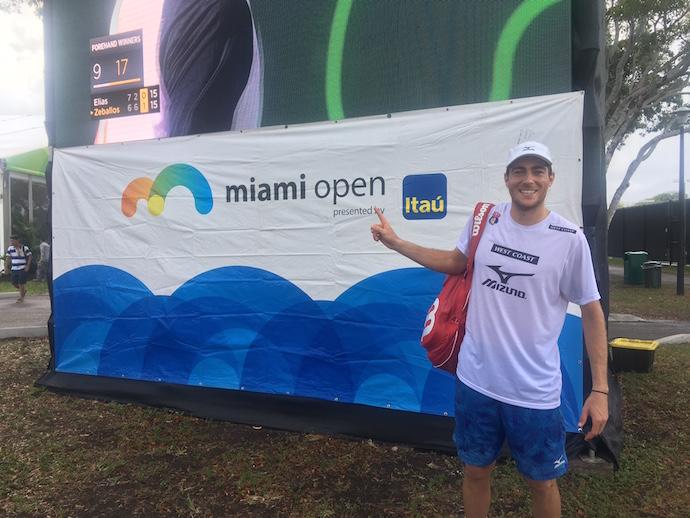 BLOG: Número 4 do Brasil em duplas, Demoliner conta a dificuldade de conseguir patrocínio pós-Olimpíada
