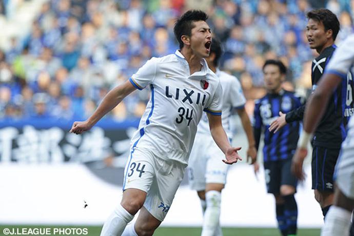 BLOG: Agressivo, Kashima Antlers vence na estreia do novo estádio do Gamba Osaka
