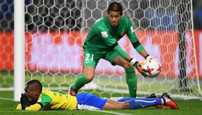 BLOG: Sogahata salva, Kashima supera pressão africana e vai pra semifinal do Mundial