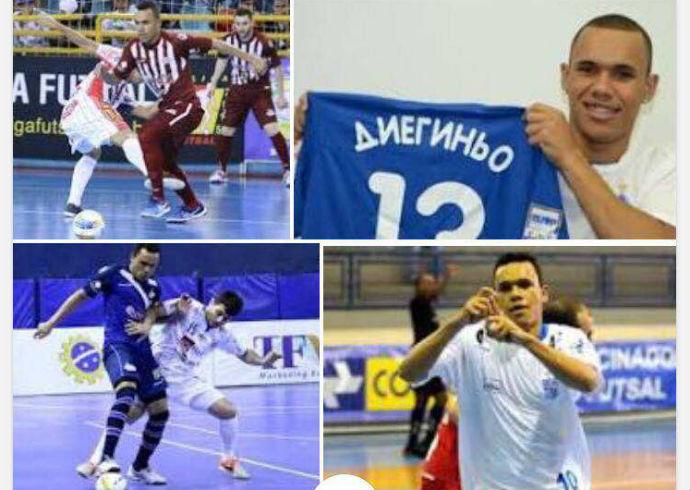 BLOG: Dieguinho de saída do futsal brasileiro
