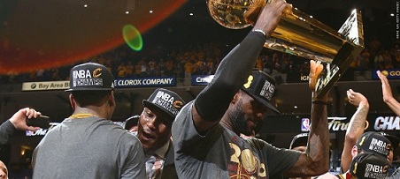 BLOG: LeBron James fora da RIO/2016