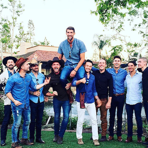 BLOG: Cowboy Baby shower for Baby Phelps