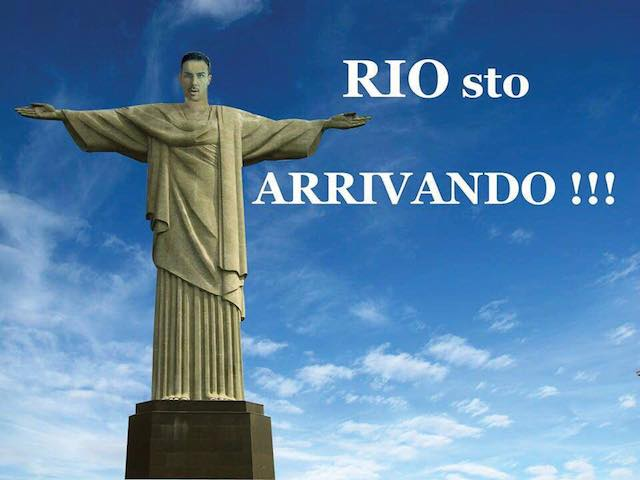 BLOG: O Rei classificado para o Rio 2016!