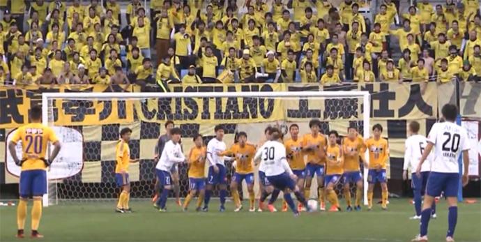 BLOG: Cristiano faz três gols de falta e Reysol avança nos pênaltis na Copa do Imperador