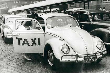 BLOG: Sobe o táxi?