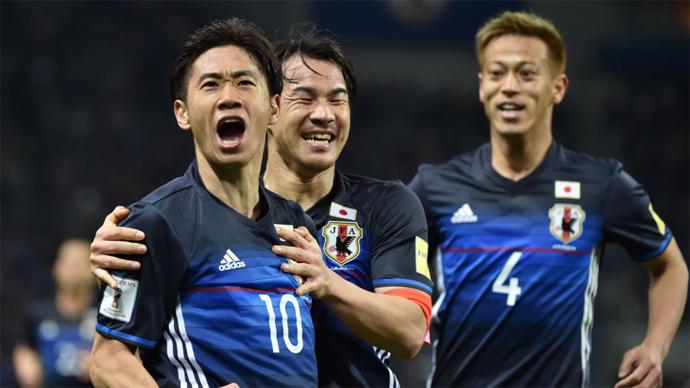 BLOG: Kagawa comanda goleada e Japão fecha segunda fase como líder do grupo