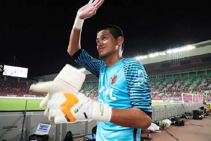 BLOG: Sogahata, mais uma vez, representou o 'espírito de campeão' do Kashima Antlers
