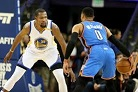 BLOG: Durant 40 pontos e Westbrook 21º Triple/Double