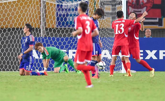 BLOG: Japão leva virada da Coreia do Norte em estreia na Copa do Leste Asiático