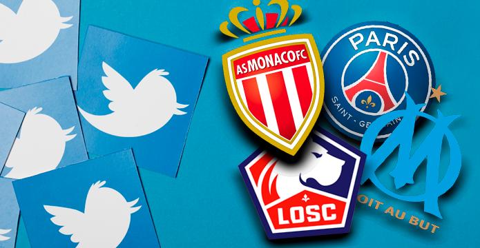 BLOG: A Ligue 1 recomeça na sexta e alguns clubes franceses seguem apostando no engajamento digital dos brasileiros