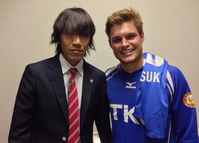BLOG: Fã de Nakamura desde o videogame, Paulinho quer se afirmar na J-League