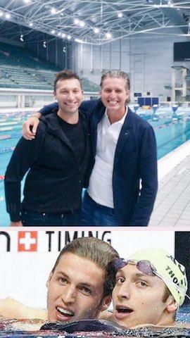 BLOG: 17 anos depois, mesma piscina, juntos novamente