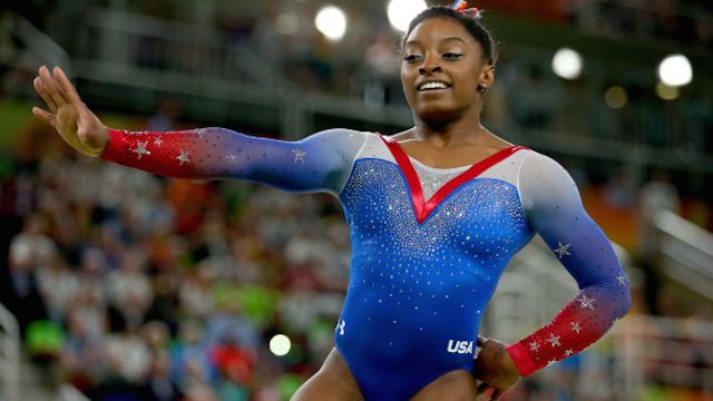 BLOG: Simone Biles vai para o Dancing with the stars 2017
