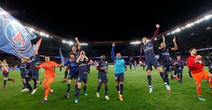 BLOG: Não tem pra ninguém: o PSG é o dono da França!