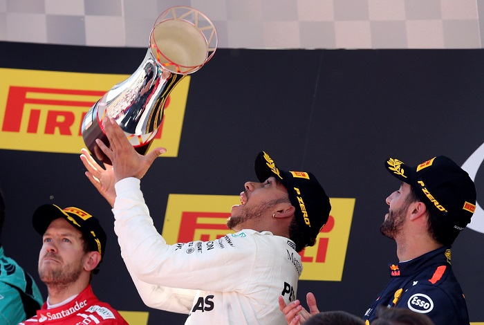 BLOG: Hamilton, vitória para desopilar
