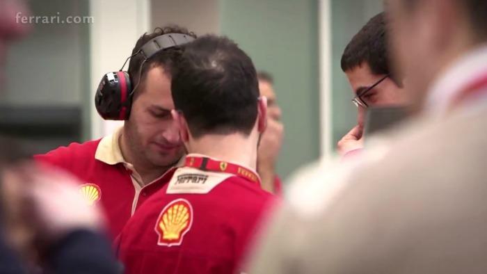 BLOG: Ferrari liga motor pela 1ª vez em 2016