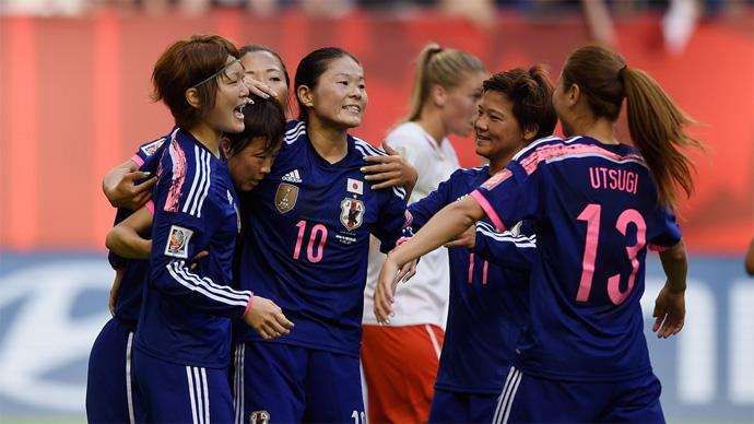 BLOG: No sufoco: Japão sofre para vencer Suíça em estreia na Copa do Mundo Feminina