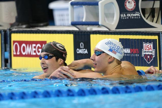BLOG: Os abraços do primeiro dia do USA Olympic Trials