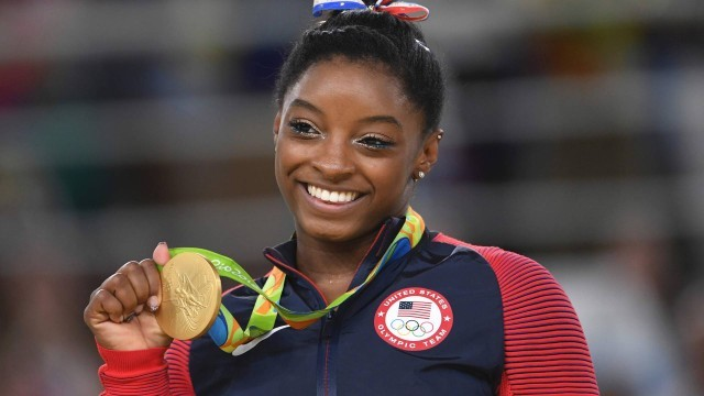 BLOG: Simone Biles é a Atleta Feminina do Ano de 2016 pela Associated Press
