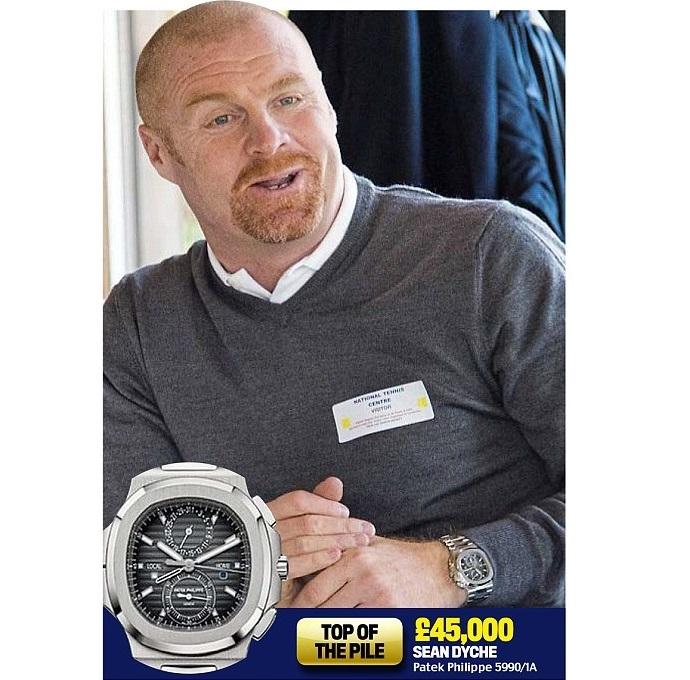BLOG: De R$ 160 a R$ 180 mil: jornal faz ranking de relógios de técnicos da Premier League