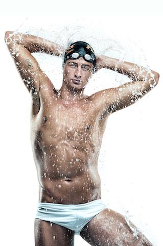 BLOG: Nathan Adrian, o próximo nadador a posar pelado na ESPN Body Issue