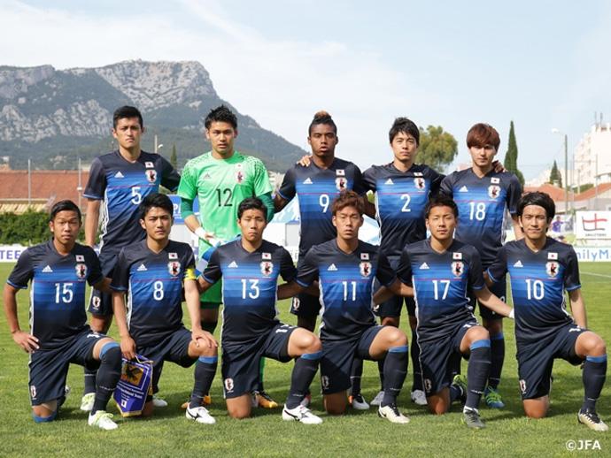 BLOG: Resultado ruim no Torneio de Toulon mostra onde o Japão precisa de reforços