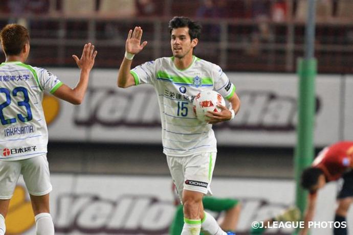 BLOG: Copa Nabisco: Shonan Bellmare vira no final e elimina Kashima Antlers