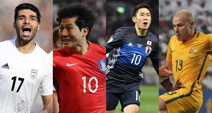 BLOG: Eliminatórias da Ásia: Situação de cada país rumo à Copa do Mundo