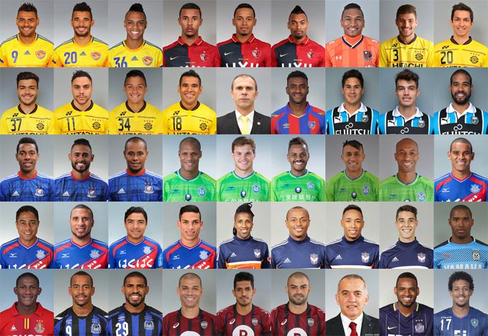 BLOG: Brasileiros no futebol japonês em 2016: J1