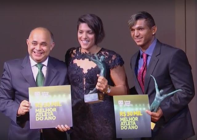 BLOG: Prêmio Brasil Olímpico 2015: É da Baêeeaaa!