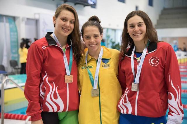 BLOG: Brasil volta com 18 medalhas do Mundial Escolar na Hungria