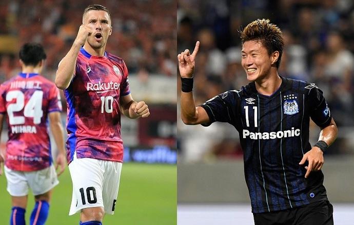BLOG: Podolski estreia com 2 gols pelo Kobe; Gamba vence Dérbi de Osaka de virada