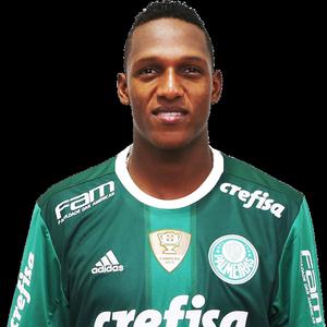 Cartola FC: YERRY MINA