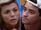 Os barracos que marcaram o jogo (BBB / TV Globo)