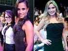 ... e gatas arrasam nos estilos dos looks (BBB / TV Globo)