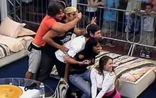 Casa de vidro abrigou ex-brothers  em shopping (BBB / TV Globo)
