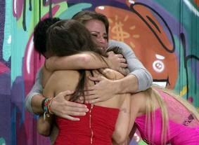 Natália é a última eliminada do BBB13 (BBB / TV Globo)