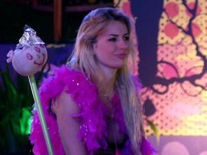 Festa Crazy (Foto: Rede Globo / BBB)
