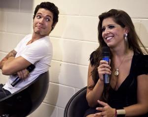 Andressa e Nasser entrevista final (Foto: BBB / TV Globo)