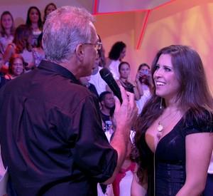 andressa palco 620x500 (Foto: BBB / TV Globo)