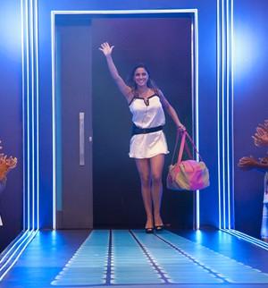Laisa é eliminada com 88% dos votos (BBB / TV Globo)