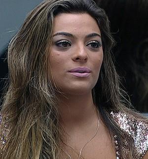 Monique é eliminada com 52% dos votos (BBB / TV Globo)