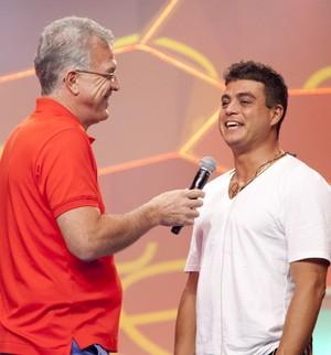 Dhomini eliminacao (Foto: BBB / TV Globo)