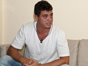 Dhomini (Foto: BBB/TV Globo)