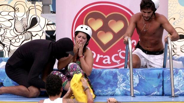 Prova do Lider (Foto: BBB / TV Globo)