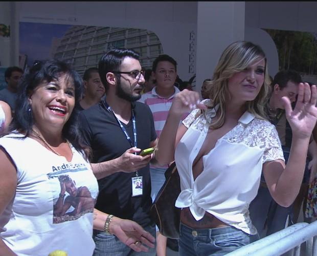 BBB às 11h19m do dia 08/01. (Foto: Big Brother Brasil)