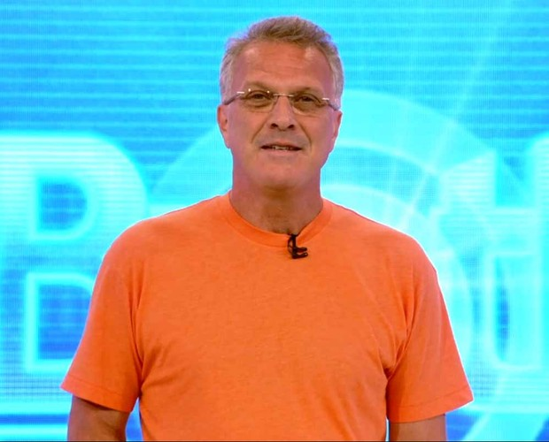 Bial estreia destaque (Foto: BBB/ TV Globo)